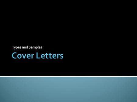 Sample cover letter for information technology student